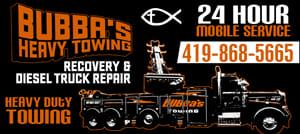 Bubba's Heavy Duty Towing & Truck Repair
